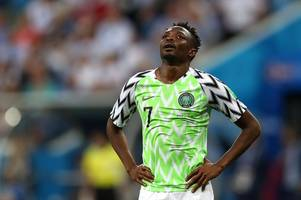 will world cup exploits breathe new life into ahmed musa's leicester city career?
