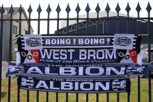 what's happening at west brom - the latest transfer news