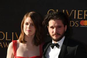 Game of Thrones stars Kit Harington and Rose Leslie are getting married today - here's what guests can expect