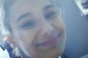 concern over 12-year-old girl missing from gloucester