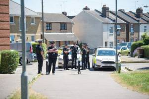 chelmsford murder: man who was fatally stabbed in city centre has been named