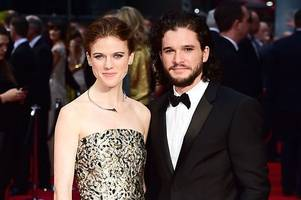 Game of Thrones stars Kit Harington and Rose Leslie set to wed in Scottish castle today