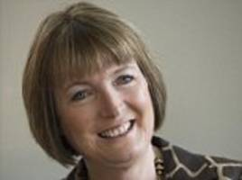 black dog: friends of harriet harman want her to replace john bercow