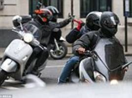 ex-gang members reveal how moped thieves are 'addicted' to the thrill of mugging people