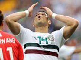Mexico could still be eliminated from the World Cup if certain results go against them