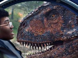 'jurassic world: fallen kingdom' takes in an impressive $150 million at the box office — 2nd best opening all-time for universal