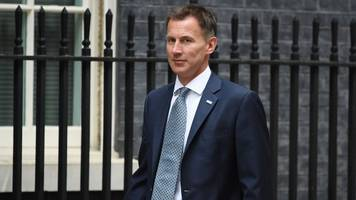 Business Brexit 'threats' are 'inappropriate says Hunt