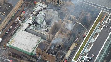 Glasgow School of Art fire safety system 'was weeks away'
