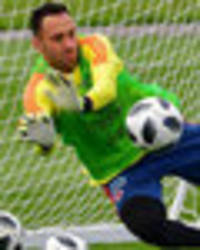 Arsenal transfer news: David Ospina nears exit after Fenerbahce chief spotted in talks