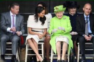 The reason why Meghan Markle wears shoes too big for her