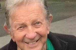 Concern growing for safety of 82-year-old Peter Coyne