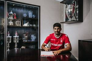 gil dias sets sights on helping nottingham forest win promotion to the premier league
