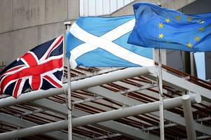 SNP say escaping Brexit Britain could lead to £30bn boost to Scottish economy by 2023