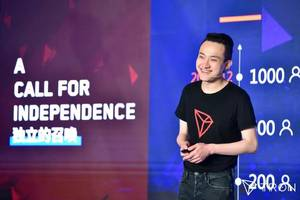 tron's expansion journey seeking for a new life - more talented employees were recruited