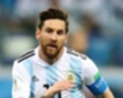 Nigeria v Argentina Betting Tips: Lionel Messi expected to deliver for the Albiceleste