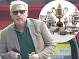 Boris Becker's lawyers battle to stop auction of his treasured tennis trophies