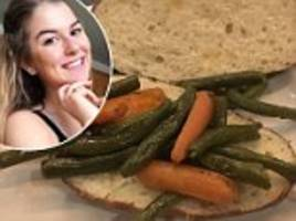 california woman slams restaurant for its lousy vegan meal after waiting two hours for it to arrive