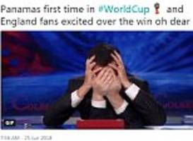 england fans mocked over claims team could win the world cup