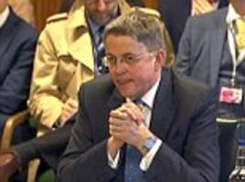 sir jeremy heywood goes on sick leave at crucial phase in brexit negotiations