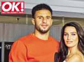 england footballer kyle walker's model girlfriend annie kilner reveals she wants fourth baby