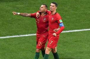 recap: portugal dodges world cup elimination with 1-1 draw against iran