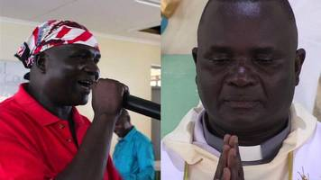 kenya's 'rapper priest' suspended by catholic church