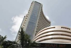 Sensex down by 61 pts, Nifty by 21 pts