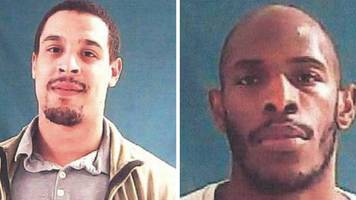 one of two hmp spring hill absconders recaptured
