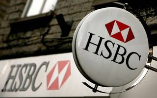 hsbc appoints rbs exec as finance boss