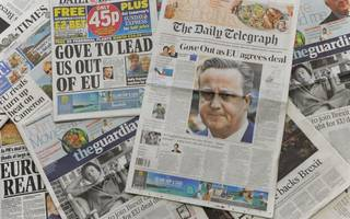 newspapers unite their digital advertising to topple facebook and google
