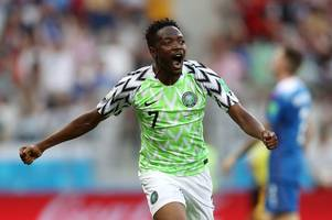 Leicester City supporters change their minds on Ahmed Musa