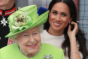 Meghan Markle won't be Prince Louis's godmother for this reason