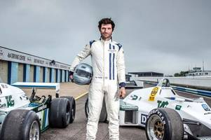 it's going to be fast! guy martin to race jenson button for channel 4 tv show
