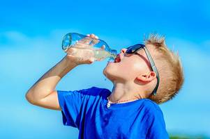 with the temperature rising can you keep your children off school in the heat?