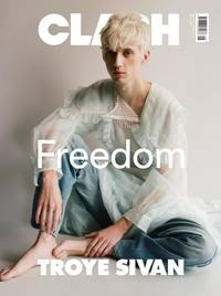 troye sivan is the first face of issue 108