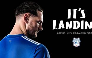 cardiff city's new home kit for the 2018/19 premier league season has gone down very well with fans