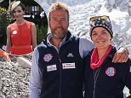victoria pendleton reveals she's been battling depression since pulling out of everest climb