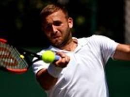 dan evans misses out on wimbledon after qualifying defeat by matthias bachinger at roehampton