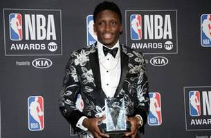oladipo's breakout season recognized with most improved player award