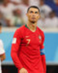 world cup 2018: anyone but ronaldo or messi would have been sent off - iran boss quieroz