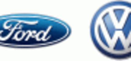 ford and vw group explore potential of joint vehicle development