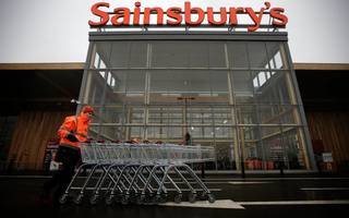 sainsbury's sales dip while ocado and lidl gain in latest grocer data
