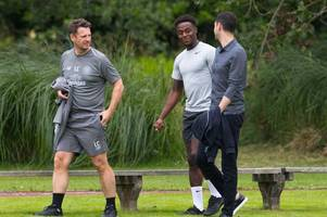 moses odubajo joins celtic on pre-season trip to austria
