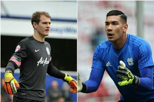 what cardiff city's pursuit of qpr star alex smithies means for neil etheridge