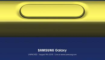 samsung announces galaxy note 9 event for august 9th