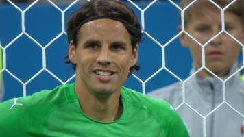 world cup 2018: switzerland keeper yann sommer scores own goal from penalty