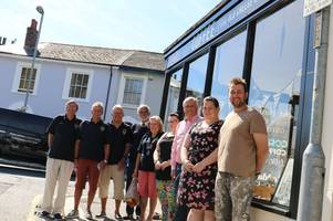 truro fire victims have incredible community spirit to thank after losing their homes and possessions