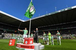 celtic's flag day won't be on tv as aberdeen vs rangers is picked instead