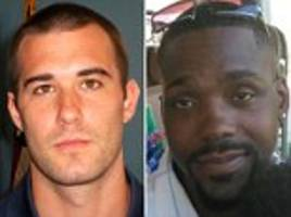 officer charged with manslaughter for shooting black man