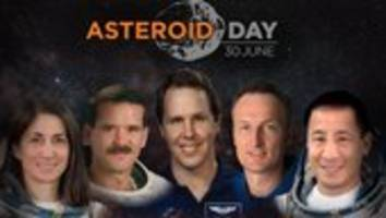 asteroid day live from luxembourg